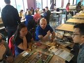 District Social at Snakes & Lattes
