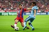 Bayern Munich vs. Manchester City