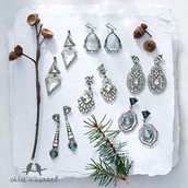 Holiday Statement Earrings