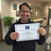 LEF Grant Awarded