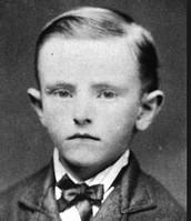 Young Calvin.