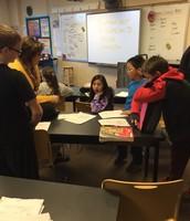 Literature Circle Discussions