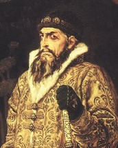 1547-1584 A.D.-Reign of Ivan the Terrible