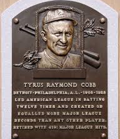 Tyrus Cobb