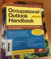 Occupational Outlook Handbook (2006)
