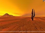 Percipitation and Tempurature of desert