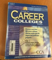 Guide to Career Colleges (2003)