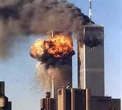 WTC DURING 9/11 ATTACKS