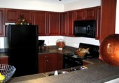Spacious Floor Plans with Modern Kitchens