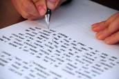 Utiliser un morceau de papier