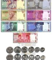 Currency  in Indonesia