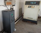 Variable-frequency Inverter for  Air Compressor