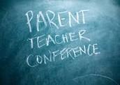 Parent Teacher Conferences Coming Soon!