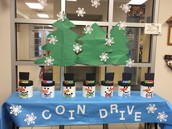 Coin Drive/ Angel Tree- Thank you!