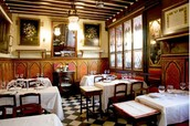 Casa Botin, the oldest restaurant in the world