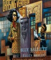 Blue Balliett mysteries