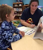Screening for kindergarten!