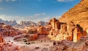 Jordan's landscape