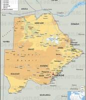Geography of Botswana