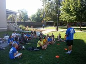 Coaches Training!