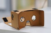 Google Cardboard available for a class.