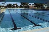 Me gusta nadar