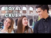She is on a short video series called The Royal Crush