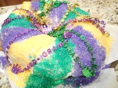 This Sunday, February 7 at 9:45 a.m.- Vista Kids Deep Blue Krew Mardi Gras Party!