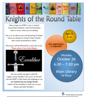 Knights of the Round Table KORT: