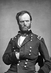 What was Sherman's March to Sea?