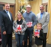 Christmas Card Design winners