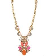 Pop Geo Pendant Necklace (Versatile)