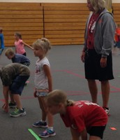Student Engagement in P.E.