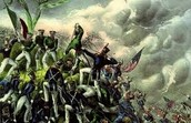 1846-US declares war on Mexico