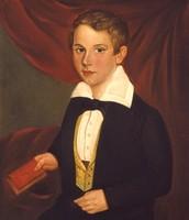 Jackson as a boy