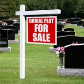 Burial Plots Available