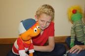 Oak Farm Puppet Show