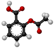 Aspirin's Chemical Form