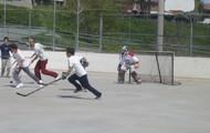 Hockey en la calle