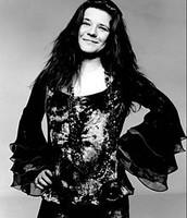 Janis Joplin. 1960