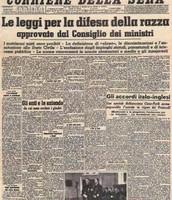 חוקי הגזע באיטליה