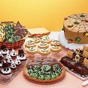 Halloween Bake Off