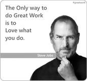 Steve Jobs didn't quit