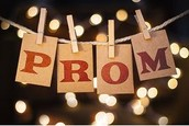 Senior Prom Packets and Ticket Sales