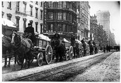 Snow Removal in 1908