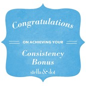 Congrats to our Q2 Consistency Bonus Earners