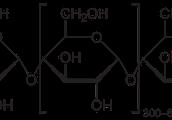 המבנה הכימי של עמילוז