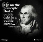 James Madison Quote