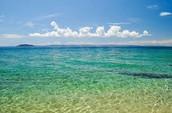 Mediterranean Sea-Let's go for a swim!