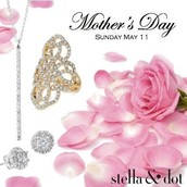 Show Mom some L-O-V-E! Mother's Day is Sunday, May 11th.